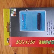 Videojuegos y Consolas: GAME HUNTER PSX PS1 CARTUCHO PARA TRUCOS. Lote 151396626