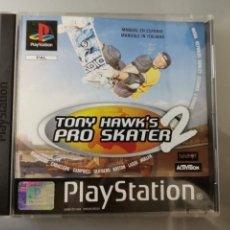 Videojuegos y Consolas: JUEGO PS1 PLAYSTATION 1 TONY HAWK'S PRO SKATER 2 JUEGO+MANUAL COMPLETO PAL. Lote 151544010