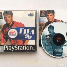 Videojuegos y Consolas: FIFA 99 EA SPORTS PAL PSX PS1 PS PLAY STATION 1 PLAYSTATION KREATEN. Lote 151548310
