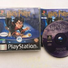 Videojuegos y Consolas: HARRY POTTER Y LA PIEDRA FILOSOFAL PSX PS1 PS PLAY STATION 1 PLAYSTATION KREATEN. Lote 151549114