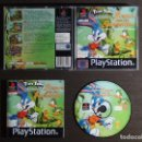 Videojuegos y Consolas: BUSTER AND THE BEANSTALK PSX PS1 PLAYSTATION 1 COMPLETO PAL ESPAÑA. Lote 151647498