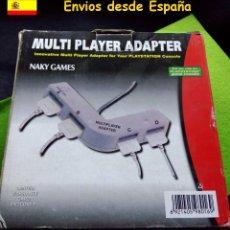 Videojuegos y Consolas: PASA EL PUNTERO DEL RATÓN SOBRE LA IMAGEN PARA AMPLIARLA ADAPTADOR-MULTIJUGADOR-PARA-PLAYSTATION-ON. Lote 152205630