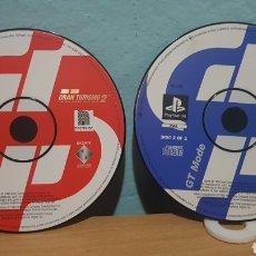 Videojuegos y Consolas: CD 1 Y CD 2 GRAN TURISMO 2 PLAY STATION 1.. Lote 152288757