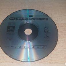 Videojuegos y Consolas: DISNEY HERCULES SOLO CD.PSX.. Lote 152289921