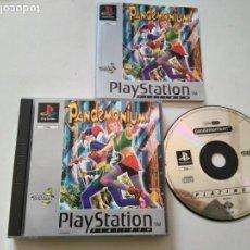 Videojuegos y Consolas: PANDEMONIUM PARA PS1 PS2 Y PS3!!!!. Lote 152409754