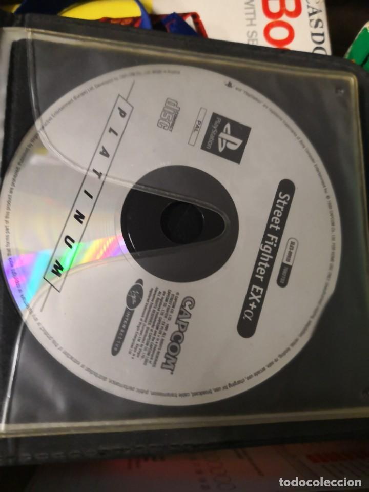 LOTE DE 8 JUEGOS MÁS 1 DISCO LOADING PLAYSTATION PLAY. SOLO LOS DISCOS. VER EN DESCRIPCIÓN TITULOS (Juguetes - Videojuegos y Consolas - Sony - PS1)