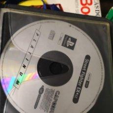 Videojuegos y Consolas: LOTE DE 8 JUEGOS MÁS 1 DISCO LOADING PLAYSTATION PLAY. SOLO LOS DISCOS. VER EN DESCRIPCIÓN TITULOS. Lote 153393194