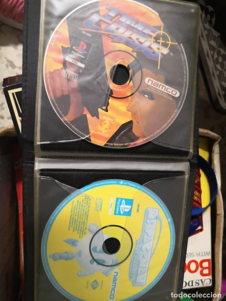 Videojuegos y Consolas: Lote de 8 juegos más 1 disco loading playstation play. Solo los discos. Ver en descripción titulos - Foto 2 - 153393194