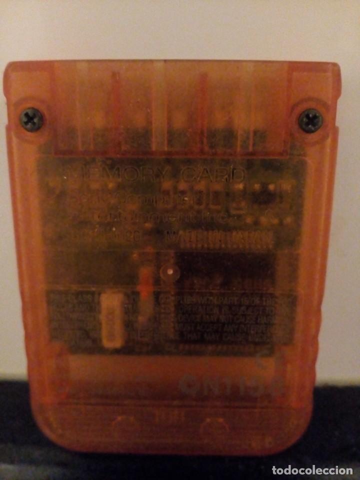 Videojuegos y Consolas: Tarjeta de Memoria Card Play Station - Foto 2 - 154032418