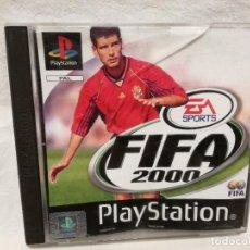 Videojuegos y Consolas: JUEGO PS1 / PSX / PLAY STATION 1 - FIFA 2000 (IDIOMA ESPAÑOL). Lote 155122826