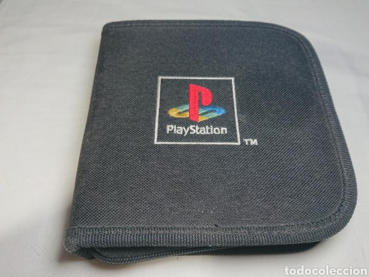 FUNDA CD ORIGINAL PLAYSTATION (Juguetes - Videojuegos y Consolas - Sony - PS1)