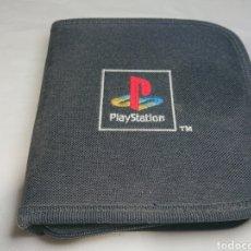 Videojuegos y Consolas: FUNDA CD ORIGINAL PLAYSTATION. Lote 155171858