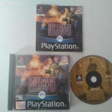 Videojuegos y Consolas: MEDAL OF HONOR UNDERGROUND PARA PS1 PS2 Y PS3!!!!. Lote 155289510