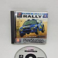 Videojuegos y Consolas: RALLY - COLIN MCRAE - PLAYSTATION 1 - CAR09. Lote 155529042