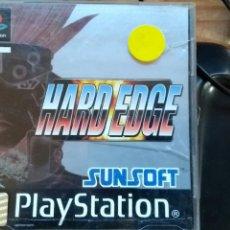 Videojuegos y Consolas: HARD EDGE PLAYSTATION. Lote 155486022