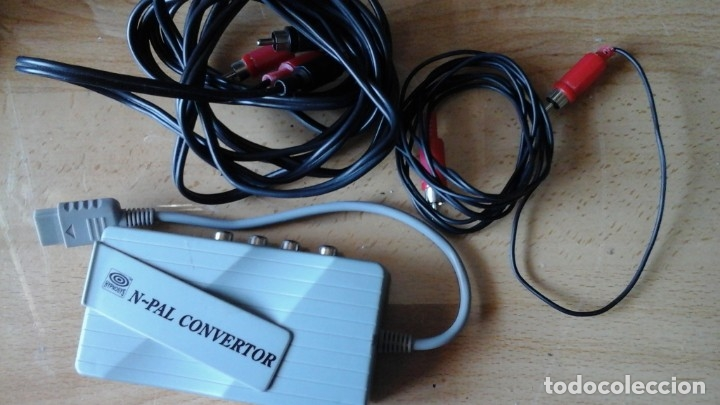 N-PAL CONVERTOR PARA PLAY (Juguetes - Videojuegos y Consolas - Sony - PS1)
