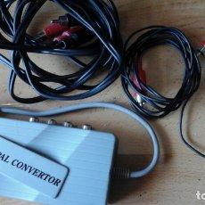 Videojuegos y Consolas: N-PAL CONVERTOR PARA PLAY. Lote 155678810