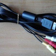 Videojuegos y Consolas: CABLES COMPONENTES SONY PLAYSTATION. Lote 155682270