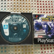 Videojuegos y Consolas: MOTORACER WORLD TOUR MOTO RACER PSX PLAYSTATION 1 PLAY STATION PS1 PS ONE KREATEN. Lote 156538242