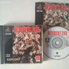 Videojuegos y Consolas: RESIDENT EVIL PARA PS1 PS2 Y PS3!!!! COMO NUEVO!!!. Lote 156695818