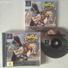 Videojuegos y Consolas: CRASH BANDICOOT WARPED PARA PS1 PS2 Y PS3!!!! COMO NUEVO!!!. Lote 156696014