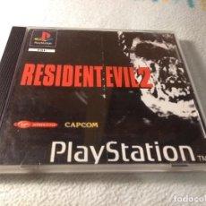 Videojuegos y Consolas: RESIDENT EVIL 2 PAL ESPAÑA PSX PS1 CAPCOM. Lote 156697854