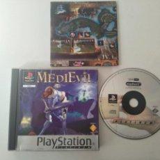 Videojuegos y Consolas: MEDIEVIL PARA PS1 PS2 Y PS3!!!!. Lote 157020178