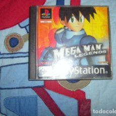 Videojuegos y Consolas: MEGA MAN LEGENDS PARA PS1. Lote 157039842