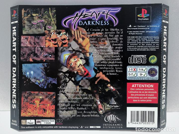heart of darkness ps1