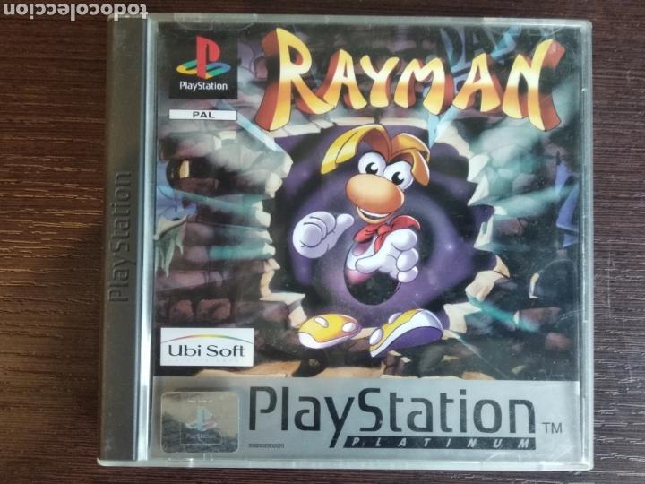 Videojuegos y Consolas: Rayman Playstation, PSX, PS1. - Foto 4 - 157976453
