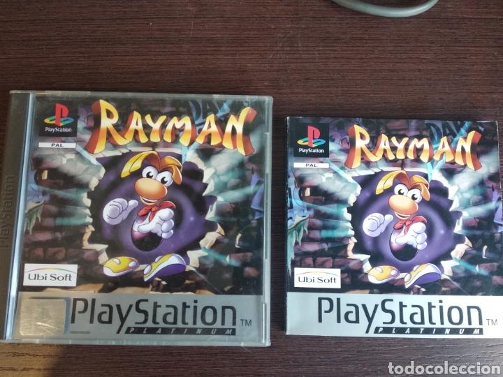 RAYMAN PLAYSTATION, PSX, PS1. (Juguetes - Videojuegos y Consolas - Sony - PS1)