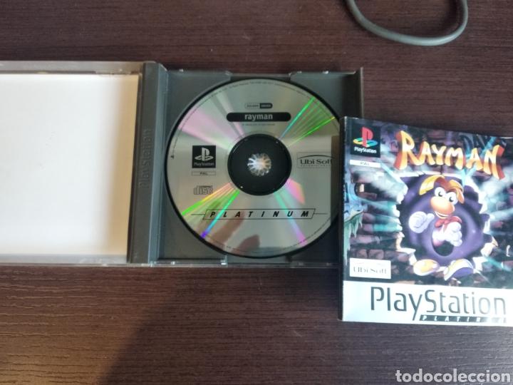 Videojuegos y Consolas: Rayman Playstation, PSX, PS1. - Foto 2 - 157976453