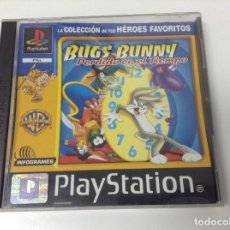 Videojuegos y Consolas: BUGS BUNNY PERDIDO EN EL TIEMPO. Lote 158597306