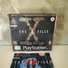 Videojuegos y Consolas: THE X FILES PS1 COMPLETO. Lote 158682258