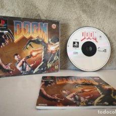 Videojuegos y Consolas: DOOM PS1 COMPLETO Y EN CAJA DOBLE. Lote 158683382