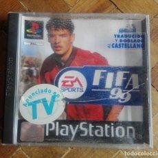 Videojuegos y Consolas: JUEGO PS1 FIFA 99. Lote 158809558