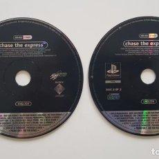 Videojuegos y Consolas: SONY PLAYSTATION 1 - CHASE THE EXPRESS VERSIÓN PROMOCIONAL (EN INGLÉS) PAL . Lote 158839662