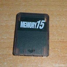Videojuegos y Consolas: MEMORY CARD PSX PLAY STATION 1 TARJETA DE MEMORIA. Lote 158903450