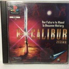 Videojuegos y Consolas: JUEGO EXCALIBUR DE PS1 PLAYSTATION 1 PSX. Lote 159423722