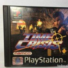 Videojuegos y Consolas: JUEGO TIME CRISIS DE PS1 PLAYSTATION 1 PSX. Lote 159424006