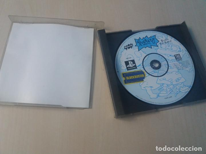 juego psx playstation 1 rugrats search for rep - Sold