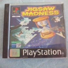 Videojuegos y Consolas: JIGSAW MADNESS. JUEGO PARA PLAYSTATION PS1 PLAY STATION. Lote 159804014