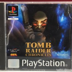 Videojuegos y Consolas: PLAYSTATION TOMB RAIDER CHRONICLES. Lote 160338950