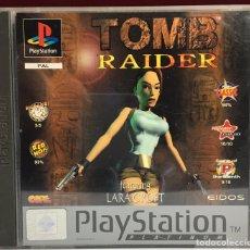 Videojuegos y Consolas: PLAYSTATION TOMB RAIDER. Lote 160350388