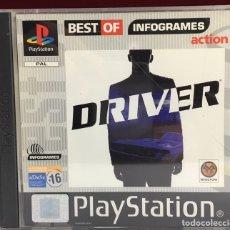 Videojuegos y Consolas: JUEGO PLAYSTATION DRIVER. Lote 160350562