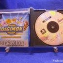 Videojuegos y Consolas: JUEGO DE PS1 DIGIMON WORLD COMPLETO Y EN BUEN ESTADO. Lote 160579406