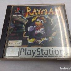 Videojuegos y Consolas: SONY PLAY STATION/RAYMAN PLATINUM.. Lote 160845158