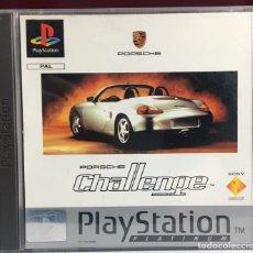 Videojuegos y Consolas: PLAYSTATION PORSCHE CHALLENGE. Lote 160962770