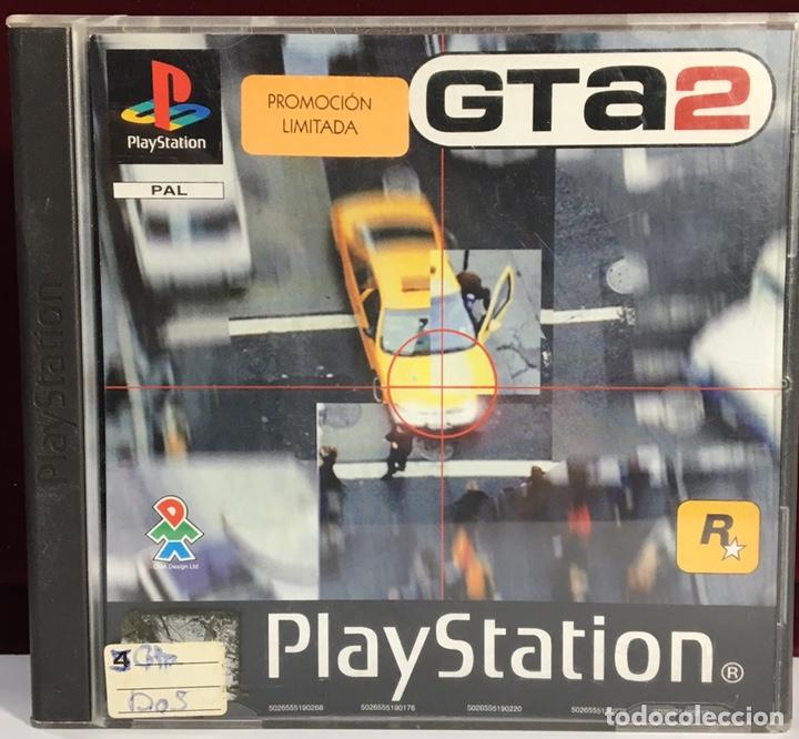 PLAYSTATION GTA2 (Juguetes - Videojuegos y Consolas - Sony - PS1)