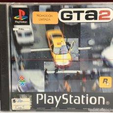 Videojuegos y Consolas: PLAYSTATION GTA2. Lote 160995184